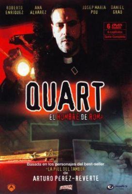 Affiche Quart, el hombre de Roma