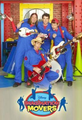 Affiche Imagination Movers