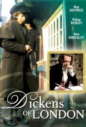 Affiche Dickens of London