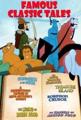 Affiche Famous Classic Tales