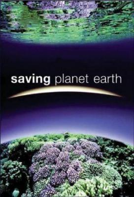 Affiche Saving Planet Earth