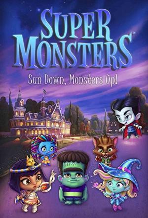 Affiche Super mini monstres