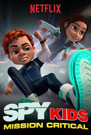 Affiche Spy Kids : Mission Critique