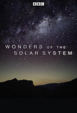 Affiche Merveilles Du Systeme Solaire