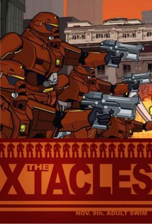 Affiche The Xtacles