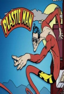 Affiche The Plastic Man Comedy Adventure Show