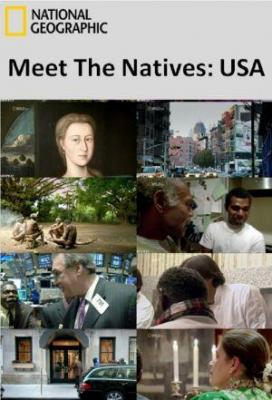 Affiche Meet the Natives: USA