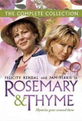 Affiche Rosemary & Thyme