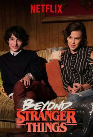 Affiche Beyond Stranger Things