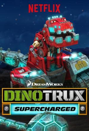 Affiche Dinotrux Superboostés