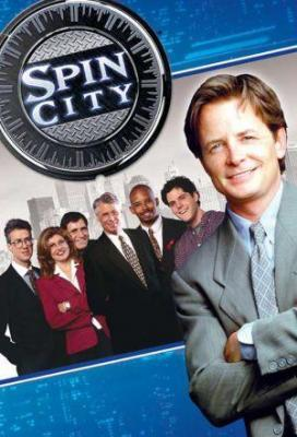 Affiche Spin City