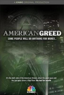 Affiche American Greed