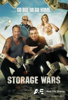 Affiche Storage Wars