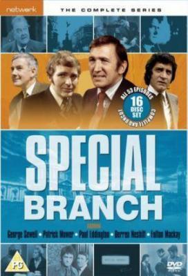 Affiche Special Branch