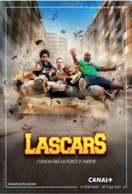 Affiche Lascars (2012)
