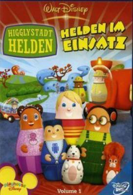 Affiche Higglytown Heroes