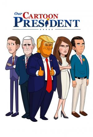 Affiche Our Cartoon President