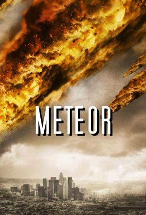 Affiche Meteor: Path to Destruction
