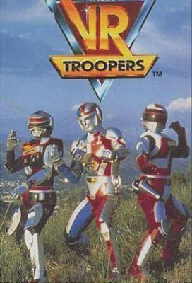 Affiche VR Troopers