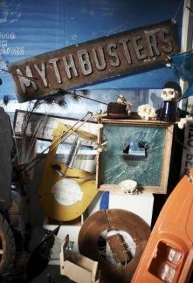 Affiche MythBusters