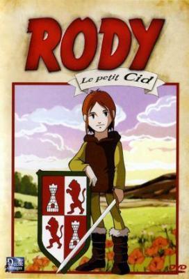 Affiche Rody, le petit Cid