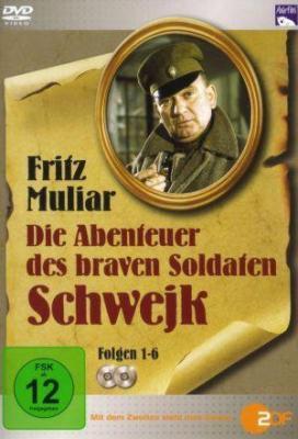 Affiche Die Abenteuer des braven Soldaten Schwejk