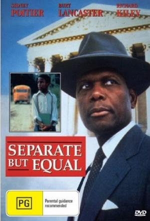 affiche Separate But Equal