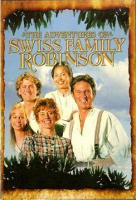 Affiche Swiss Family Robinson
