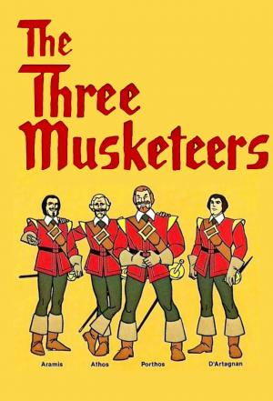 Affiche The Three Musketeers (1968)