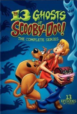 Affiche Les 13 fantômes de Scooby-Doo