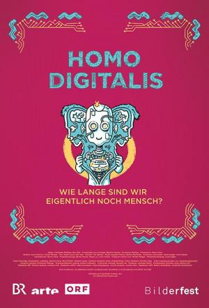 Affiche Homo Digitalis