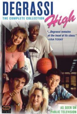 Affiche Degrassi High