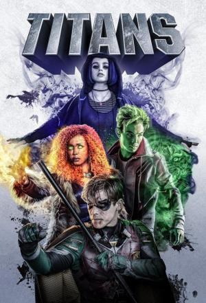 Affiche Titans (2018)