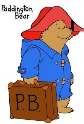 Affiche Paddington Bear