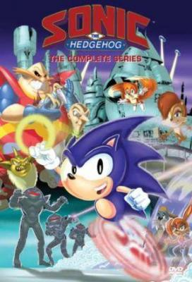 Affiche Sonic the Hedgehog