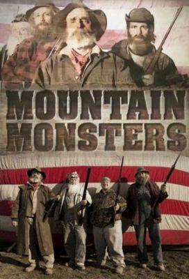 Affiche Mountain Monsters