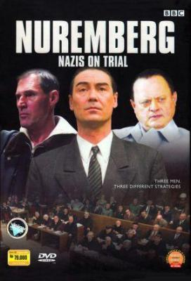 Affiche Nuremberg: Nazis on Trial