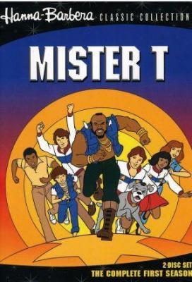 Affiche Mister T