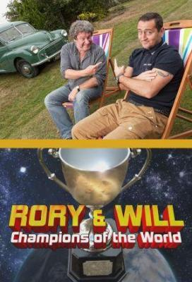 Affiche Rory and Will: Champions of the World