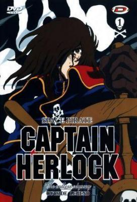 Affiche Captain Herlock - The endless odyssey