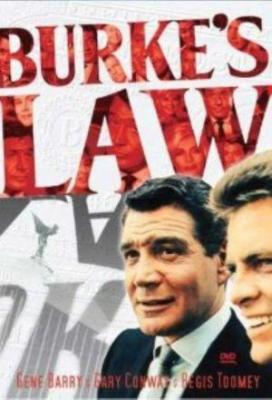 Affiche Burke's Law