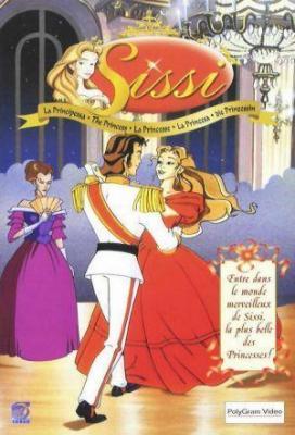 Affiche Princesse Sissi