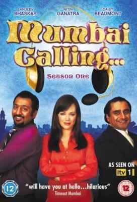 Affiche Mumbai Calling