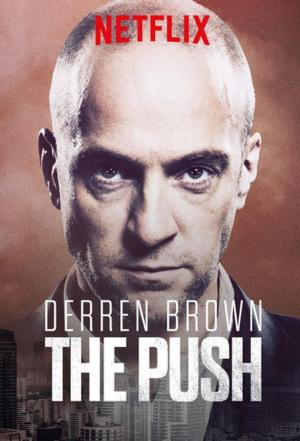Affiche Derren Brown: The Push