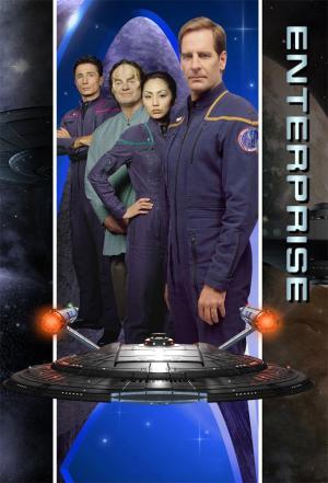Affiche Star Trek : Entreprise