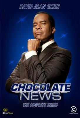 Affiche Chocolate News