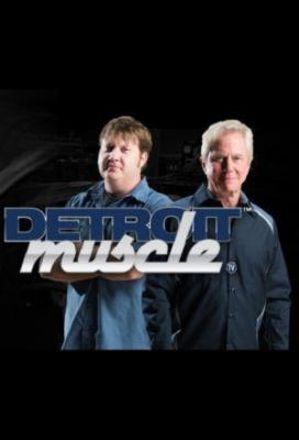 Affiche Power Nation: Detroit Muscle