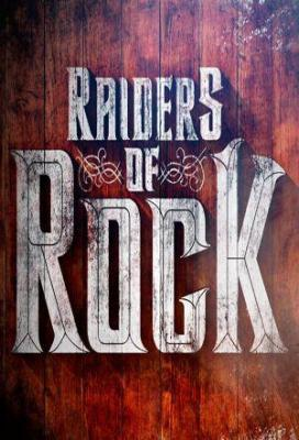 Affiche Raiders of Rock
