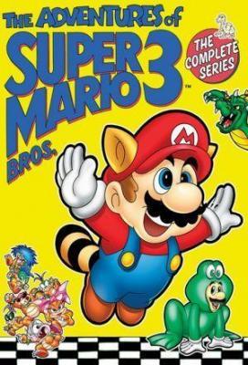Affiche Captain N & the Adventures of Super Mario Bros. 3