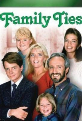 Affiche Family Ties